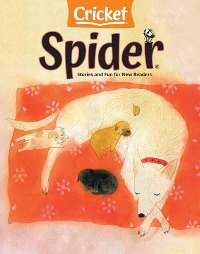 SPIDER Magazine May-June 2021