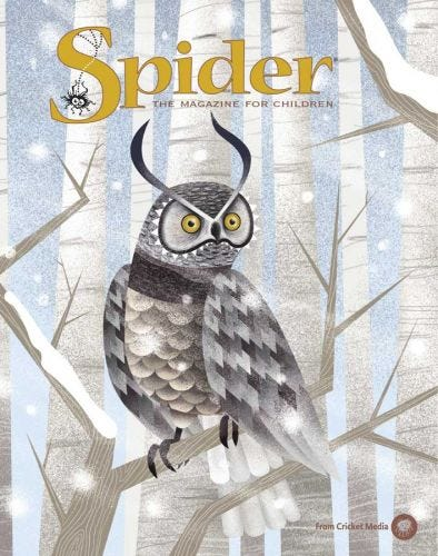 SPIDER November-December 2017