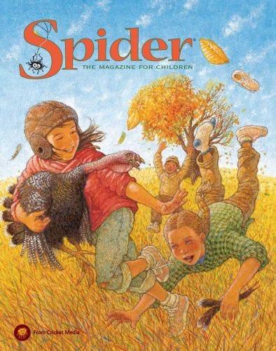 SPIDER November-December 2018