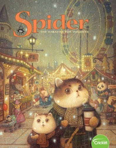 SPIDER November-December 2019