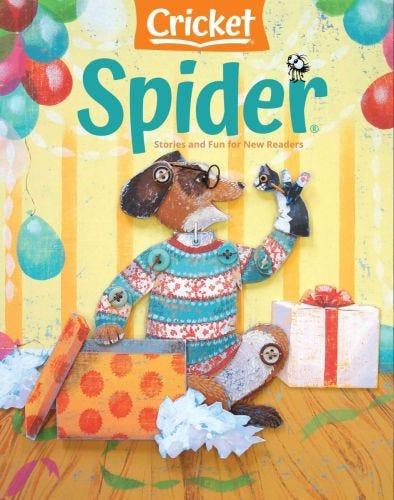 SPIDER Magazine November-December 2020