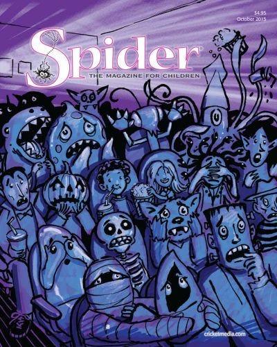 SPIDER OCTOBER 2015
