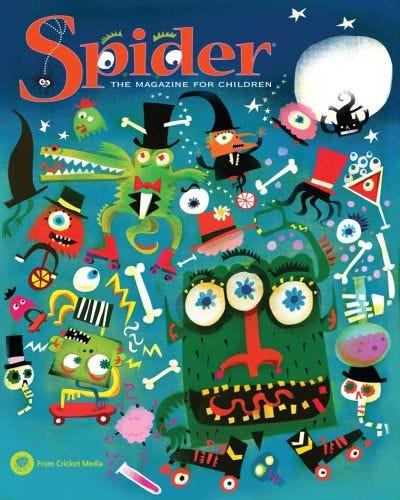 SPIDER October 2016