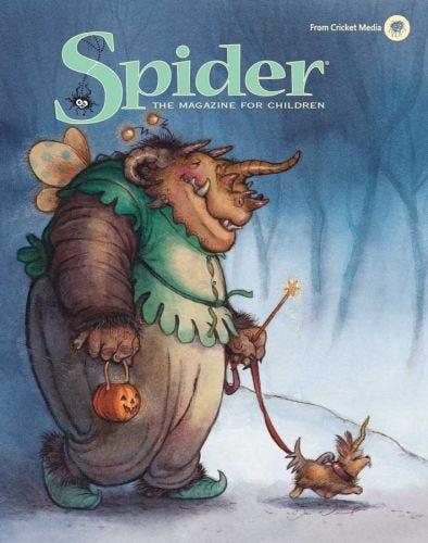 SPIDER October 2018