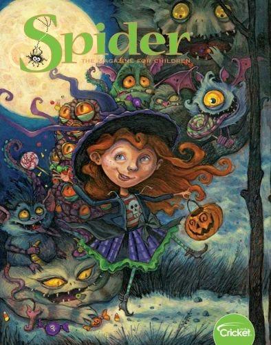 SPIDER October 2019