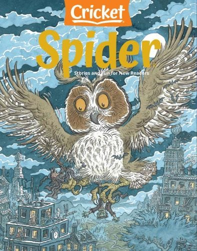 SPIDER October 2020