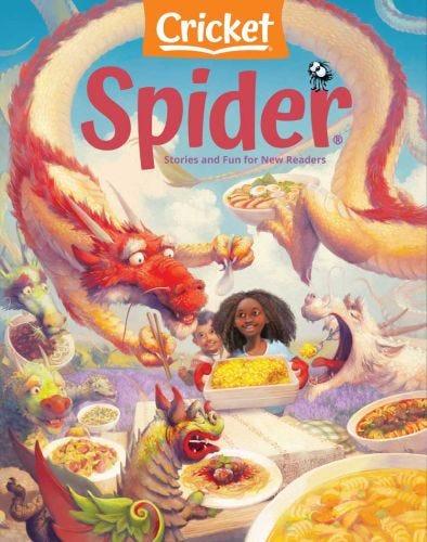 SPIDER Magazine September 2021